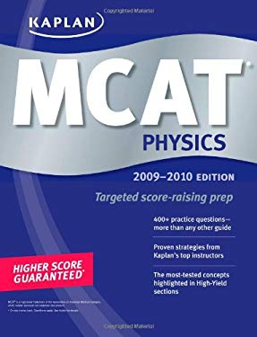 Kaplan MCAT Physics 9781427798756