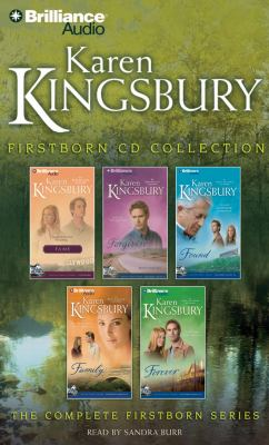Karen Kingsbury Firstborn Collection: Fame, Forgiven, Found, Family, Forever 9781423352440
