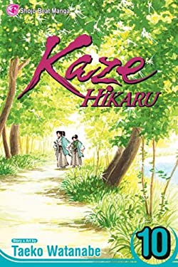 Kaze Hikaru, Volume 10 9781421517353