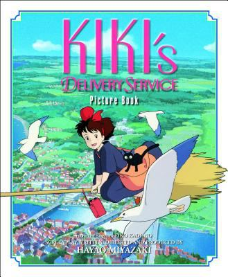 Kiki's Delivery Service Picture Book 9781421505961
