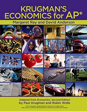 Krugman's Economics for AP [With Hardcover Book(s)] 9781429273039