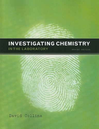 Investigating Chemistry in Laboratory 9781429222433