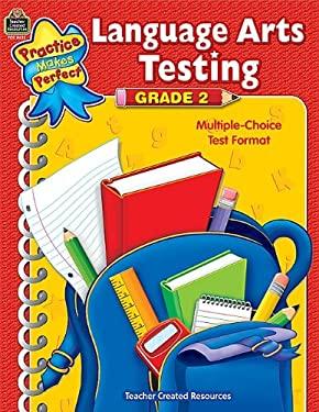 Language Arts Testing, Grade 2 9781420686135