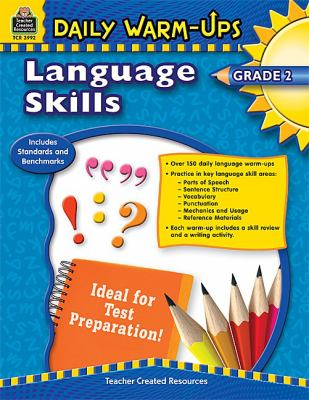 Language Skills, Grade 2 9781420639926
