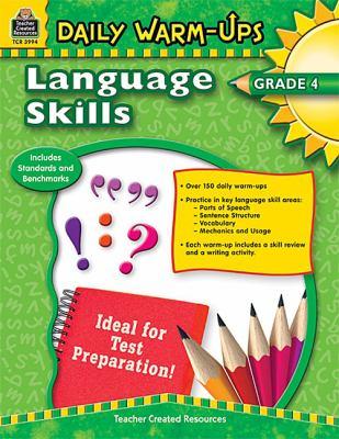 Language Skills, Grade 4 9781420639940