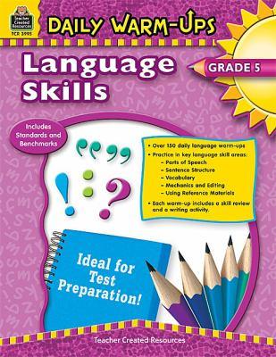 Language Skills, Grade 5 9781420639957