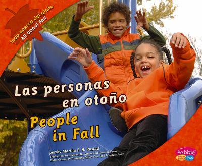 Las Personas En Otono/People in Fall 9781429632614