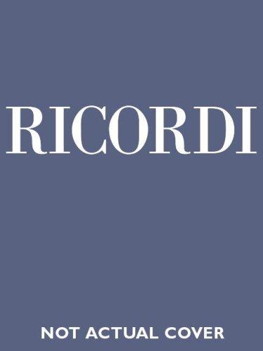 Le Nozze Di Figaro: Opera Completa Per Canto E Pianoforte 9781423432159
