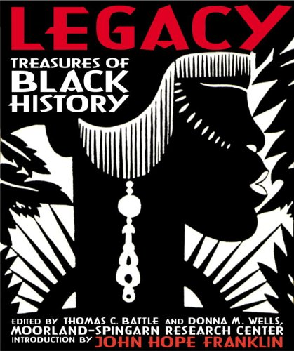 Legacy: Treasures of Black History 9781426200069
