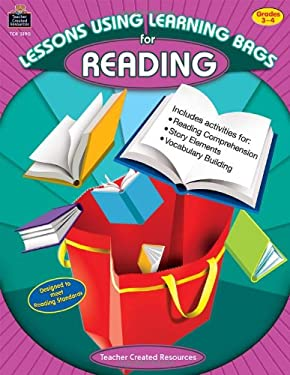 Lessons Using Learning Bags for Reading, Grades 3-4 9781420631906