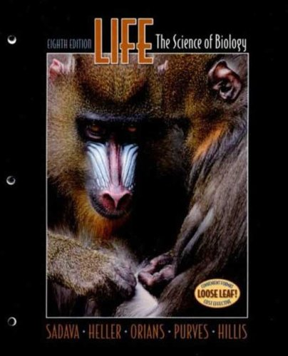 Life: The Science of Biology 9781429204590
