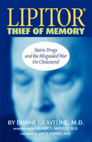 Lipitor Thief of Memory 9781424301621