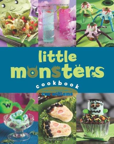 Little Monsters Cookbook 9781423606000