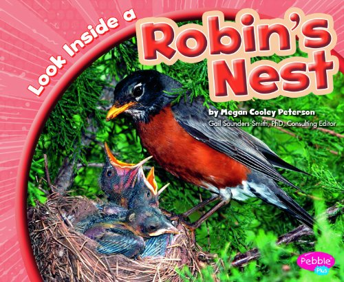 Look Inside a Robin's Nest 9781429660778