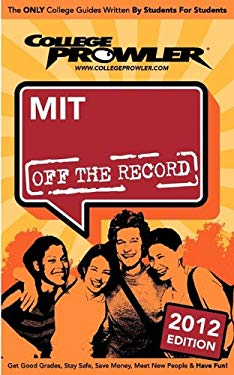 Mit 2012: Off the Record 9781427404923
