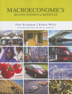 Macroeconomics in Modules [With Access Code] 9781429294669