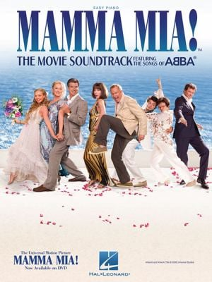 Mamma MIA!: The Movie Soundtrack Featuring the Songs of Abba 9781423484905
