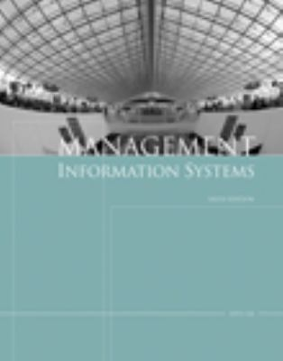 Management Information Systems [With Access Code] 9781423901785