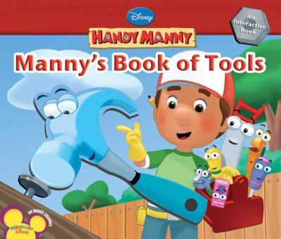 Manny's Book of Tools 9781423109945