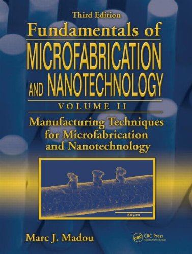 Manufacturing Techniques for Microfabrication and Nanotechnology 9781420055191