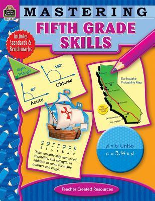 Mastering Fifth Grade Skills 9781420639414