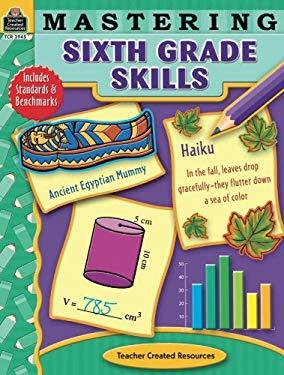 Mastering Sixth Grade Skills 9781420639452