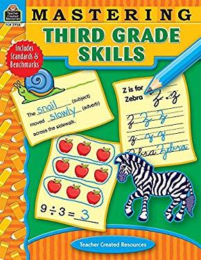 Mastering Third Grade Skills 9781420639582