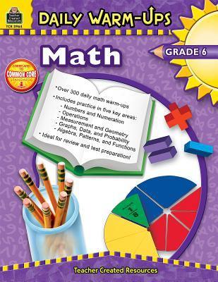 Math: Grade 6 9781420639643