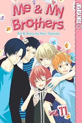 Me & My Brothers, Volume 11 9781427818287