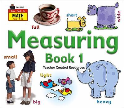 Measuring Book 1 9781420681673