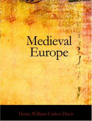 Medieval Europe 9781426452352