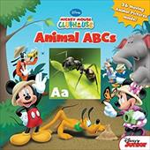 Mickey Mouse Clubhouse Animal ABCs (Disney Mickey Mouse Clubhouse) 22020081