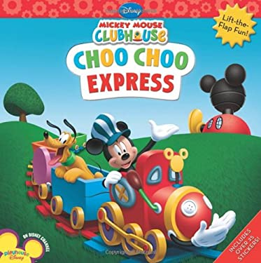Mickey Mouse Clubhouse Choo Choo Express 9781423122302