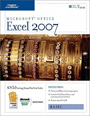 Microsoft Excel 2007: Basic [With 2 CDROMs] 9781423918127