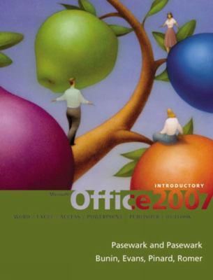Microsoft Office 2007: Introductory Course 9781423903970