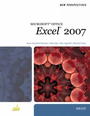Microsoft Office Excel 2007: Brief 9781423905837