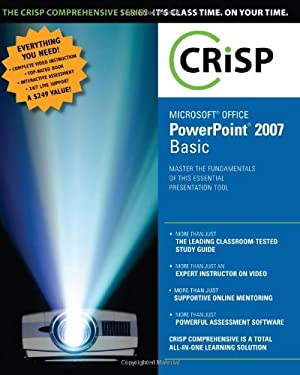 Microsoft Office PowerPoint 2007: Basic [With 2 CDROMs] 9781426019197