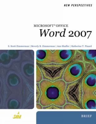 Microsoft Office Word 2007: Brief 9781423905806