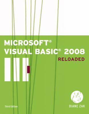 Microsoft Visual Basic 2008: Reloaded 9781423902508