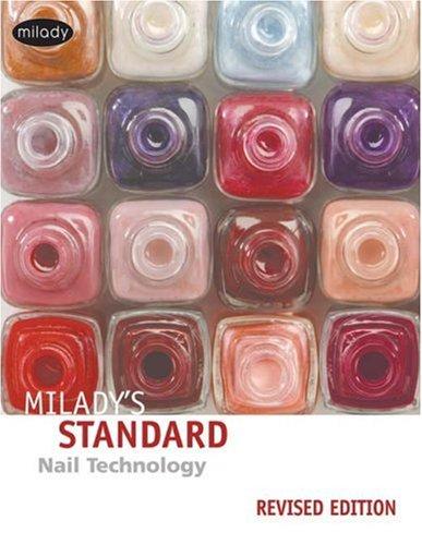 Milady's Standard Nail Technology 9781428341241