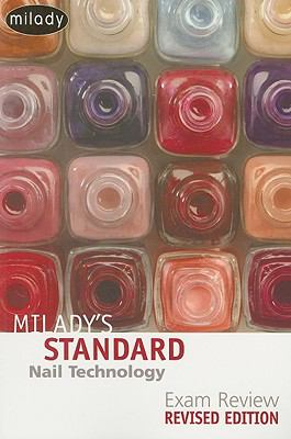 Milady's Standard Nail Technology Exam Review 9781428359505