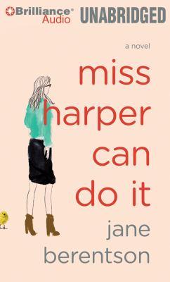 Miss Harper Can Do It 9781423389224