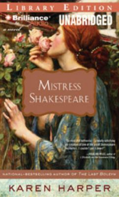 Mistress Shakespeare 9781423381594