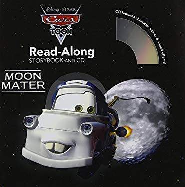 Moon Mater [With Paperback Book]