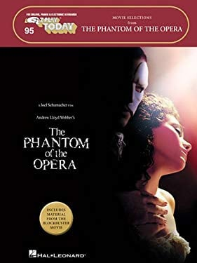 Movie Selections from the Phantom of the Opera 9781423405832