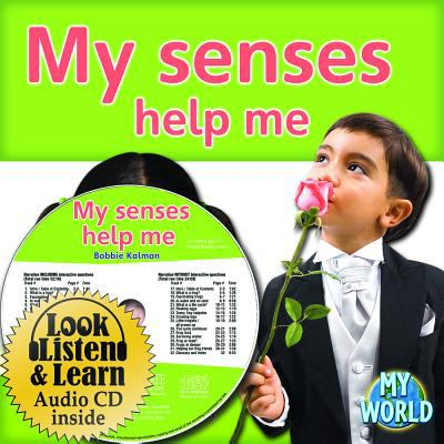 My Senses Help Me [With Paperback Book] 9781427110350