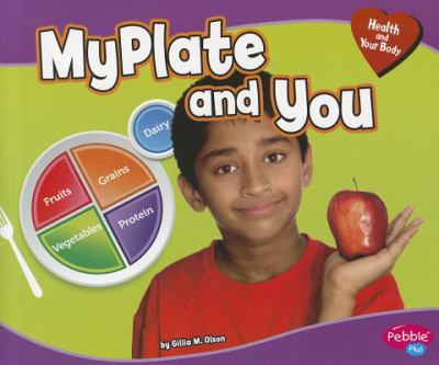 MyPlate and You 9781429668095