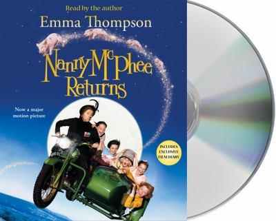Nanny McPhee Returns 9781427211163