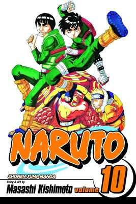 Naruto, Volume 10 9781421502403