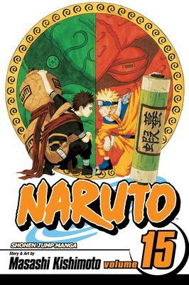 Naruto, Volume 15 9781421510897